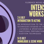 workshop per gli studenti della florence movie academy